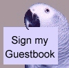 Ezra, the African Grey Parrot's Guestbook